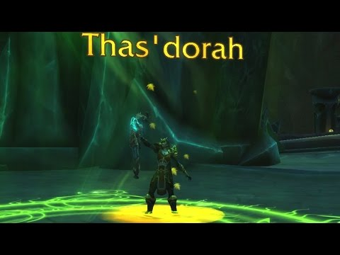 The Story of Thas'Dorah, Legacy of the Windrunners