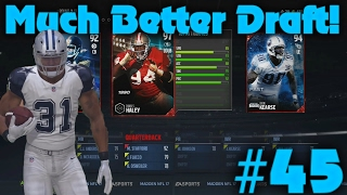Madden 17 Draft Champions #45! Straight Outclassed! New Draft!!
