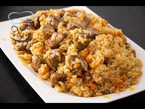 Plov / ПЛОВ Kochen | Russisches Reisgericht | Olga kocht Rezept