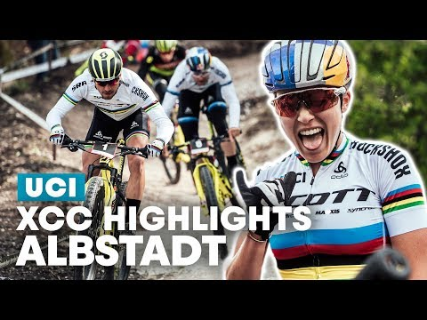 XCC Short Track Highlights Albstadt | UCI XCO MTB World Cup