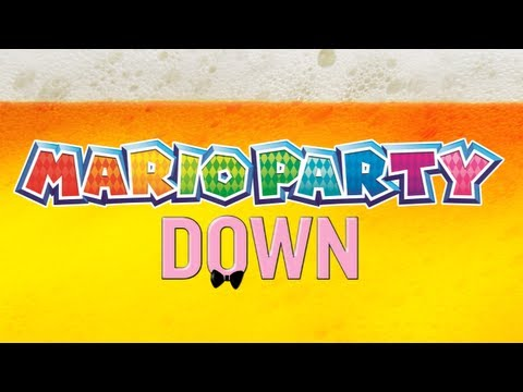 Turns Out There's Already At Least One Great Mario Party Drinking Game