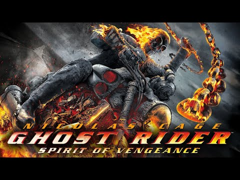 Ghost Rider 2: Duch pomsty cz dabing