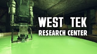 Uncovering Horrors at the West Tek Research Center - Fallout 76 Lore