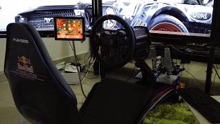 iRacing V8SC with Logitech G29 and DSD Shifter
