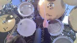 ZZ - TOP - WHISKEY`N MAMA     ( Drum Cover )
