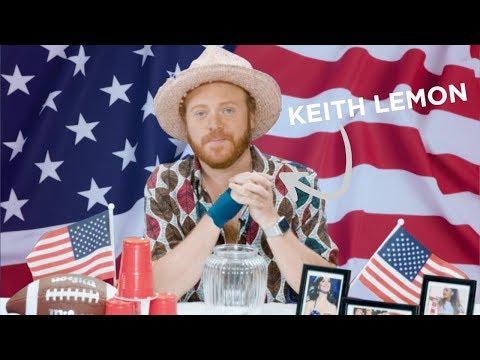 Keith Lemon Talks Katy Perry & Taylor Swift In Big Fat U.S Pop Quiz