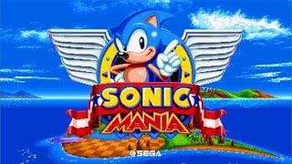 Trailer Sonic Mania
