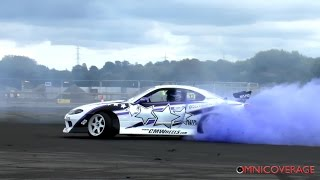 Speed Weekend with NI Drift Series