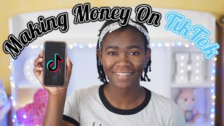 Joining The TikTok Creator Marketplace   Making Money On TikTok   Olivia Henry