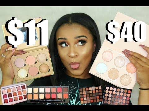 Cheap Makeup Haul + Best Highend Dupes for Everything| Shop Hush