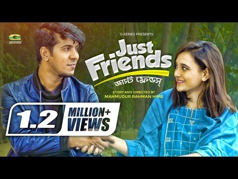 JUST FRIENDS || জাস্ট ফ্রেন্ডস্ || TAWSIF MAHBUB || SABILA NUR || Bangla New Natok 2020 || G Series