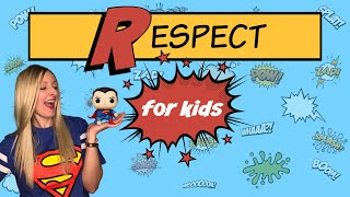Being Respectful Video for Kids   Character Education – Jessica Diaz