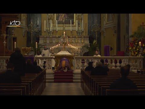 Attentat de Nice : veillée de prière à la cathédrale de Nice