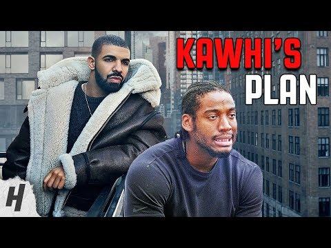 Drake - Kawhi's Plan (God's Plan NBA Finals PARODY)