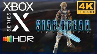 [4K/HDR] Star Ocean : The Last Hope / Xbox Series X Gameplay