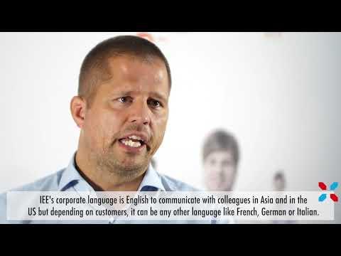 Testimonial Peter Knips, IEE