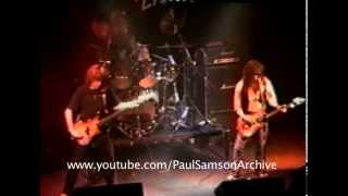 Samson - Dream - Live at The Stage Door, Stoke 21/01/1994