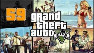 Прохождение Grand Theft Auto V (GTA 5) — Часть 59: Свежее мясо