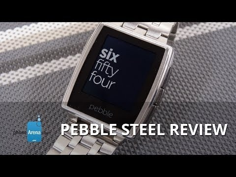 Pebble Steel Review