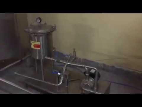 Fruit Juice Production Line Plant