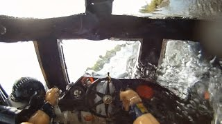 FPV rc jet-boat new featuer and freaking test