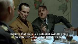 Hitler explains why Hitler Rants Parodies sucks