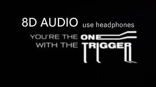 Trigger   Major Lazer & Khalid | 8D AUDIO
