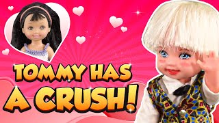 Barbie - Tommy Has a Crush | Ep.307