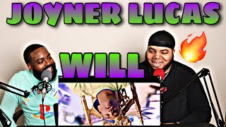 JOYNER LUCAS - WILL(ADHD) - (REACTION)