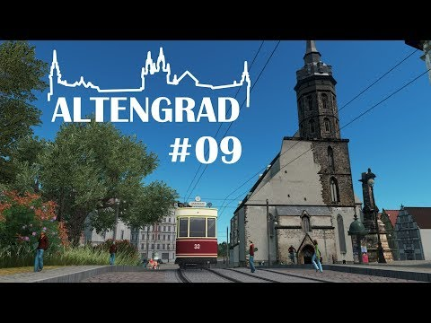 Expanding the Old Town - Cities: Skylines - Altengrad #9