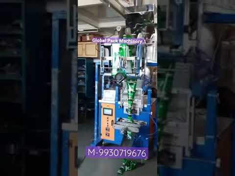 VFFS Mechanical Machine with Liquid Filler