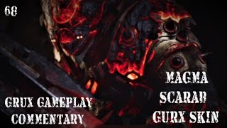 Paragon: Playing With Girlfriend Magma Scarab Grux Gameplay 68