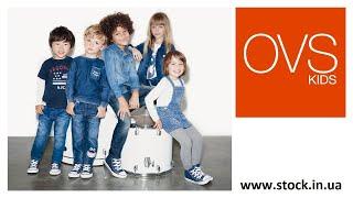 ДЕТСКИЙ СТОК / Детская одежда OVS Италия