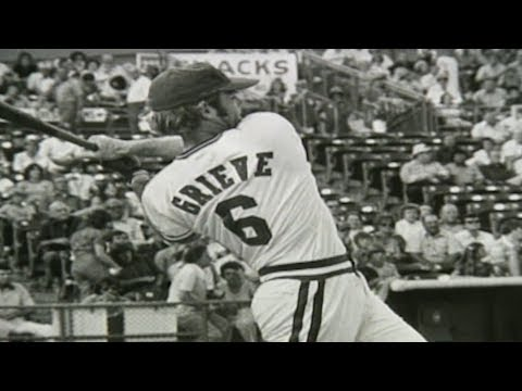 The American Dream Story of Rangers Great Tom Grieve