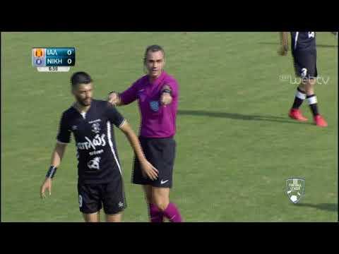 Football League:  ΙΑΛΥΣΟΣ ΡΟ∆ΟΥ – ΝΙΚΗ ΒΟΛΟΥ  1-0 | ΟΛΟΚΛΗΡΟΣ ΑΓΩΝΑΣ | 20/10/2019 | ΕΡΤ