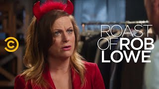 Roast Of Rob Lowe - Amy Poehler - Rob Lowes Soul