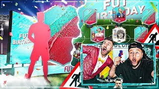 FIFA 20: Fut Birthday Pack Opening + TEAMBAU und Viertelfinale VS Loris Karius !!