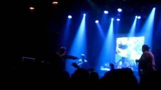 MF Doom - Cellz (Live @ VK* Brussels 09/03/10)
