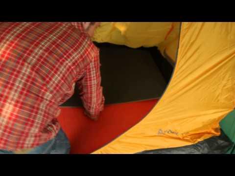 Палатка Greenell «Арди 4/5». Видеообзор.