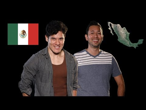 Mexiko - Geography Now!