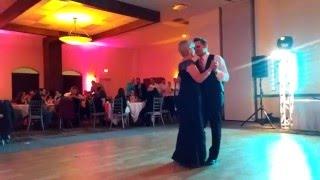 Mark's Mother/Son Dance to Rascal Flatts - My Wish