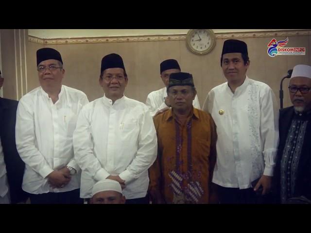 Kunjungan Gubernur Sulawesi Tengah Ke Kabupaten Banggai