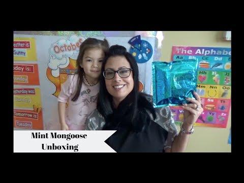 Mint Mongoose Unboxing
