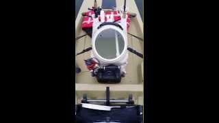 Hobie PA 14 Custom Bait Tank