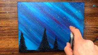 Easy Acrylic Painting Ideas For Beginners On Canvas