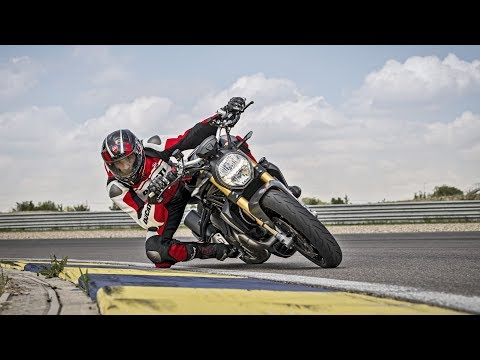 2021 Ducati Monster 1200 S in Albuquerque, New Mexico - Video 1