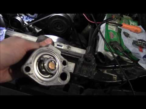 Fox Mustang PROPER Thermostat Install Asianstang War Journal Part 2