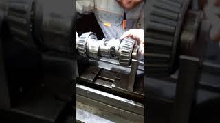 Восстановление или ремонт валов редуктора, валов ДВС от компании Ремонтно-механическое предприятие ООО «Гермес» - видео