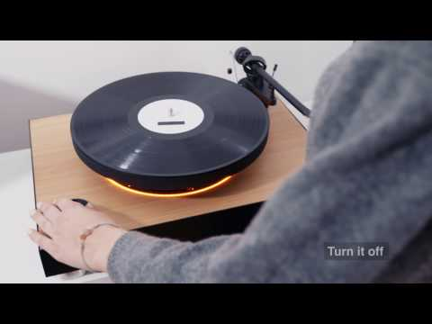 MAG-LEV Audio: How to Use the Turntable