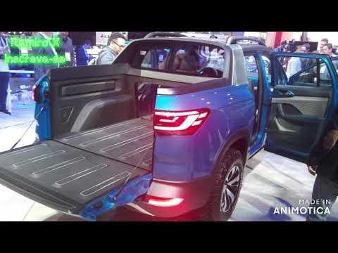 Nova Volkswagen Tarok: A Picape VW Anti-Toro? Veja os Detalhes preço, Ficha Técnica e Consumo...